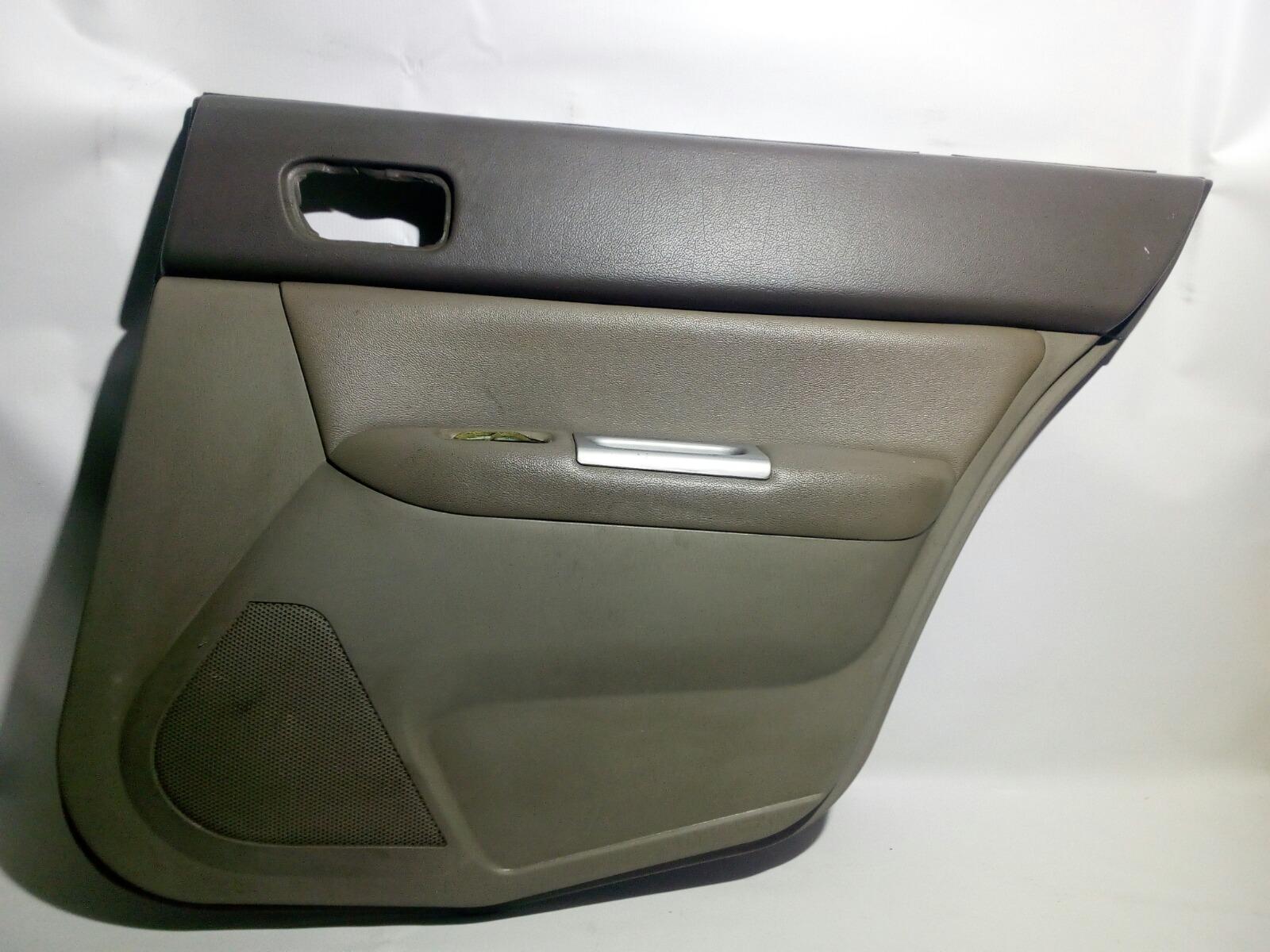 Обшивка двери Chery Fora A21 SQR484F 2007 задняя правая