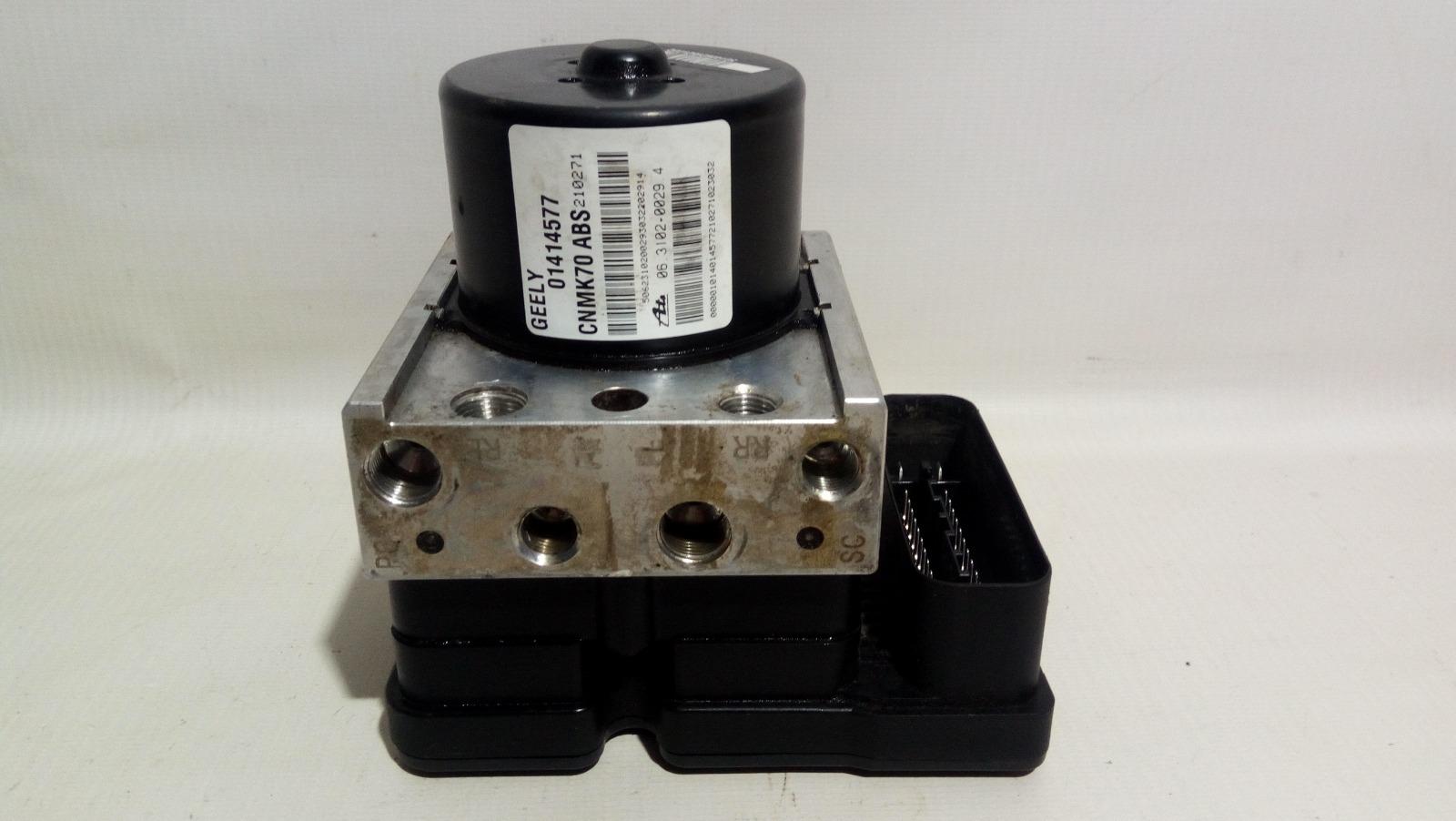 Блок abs (насос) Geely Mk Cross 5A-FE 2013