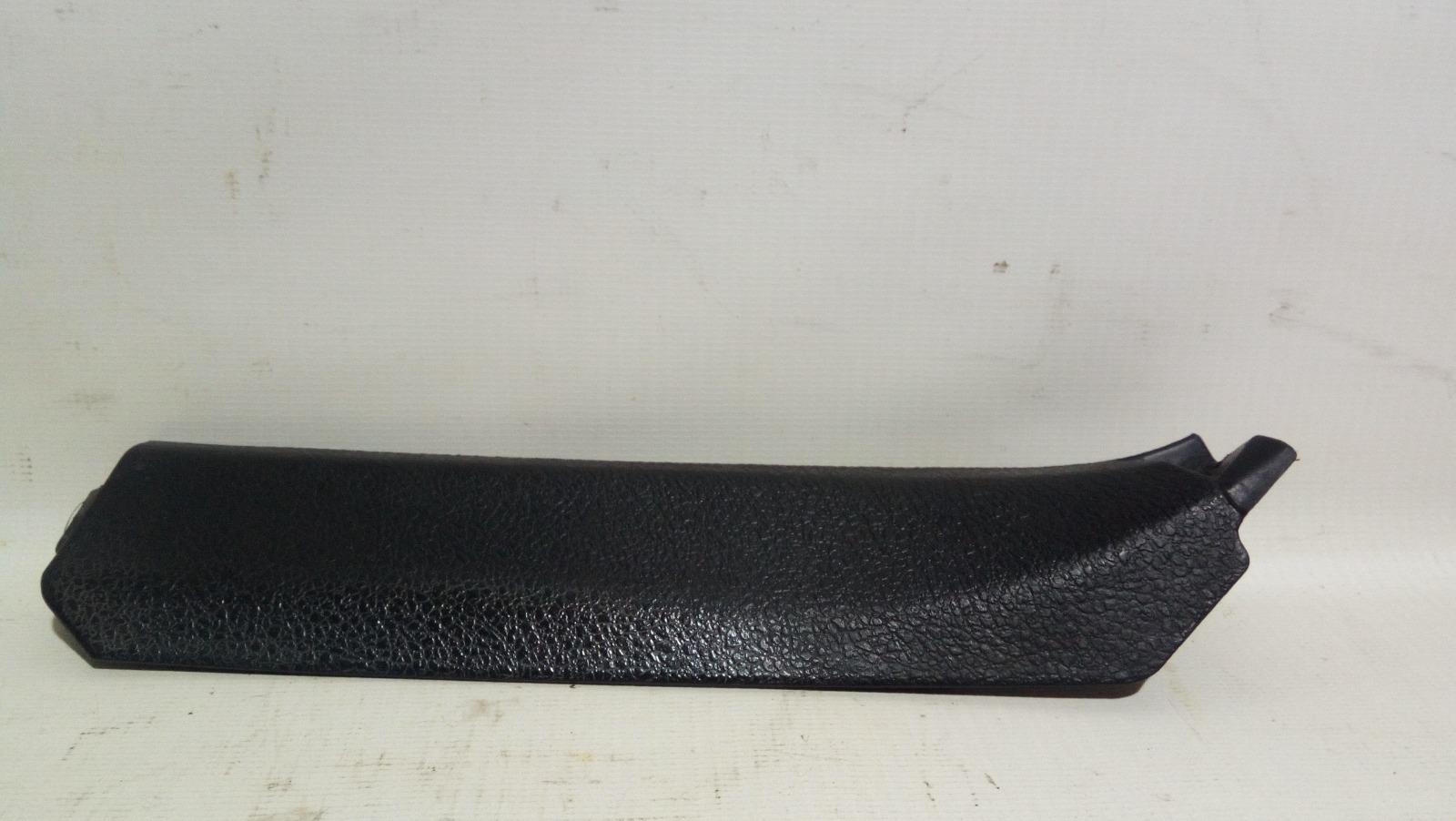Накладка на порог Geely Mk Cross 5A-FE 2013 задняя левая