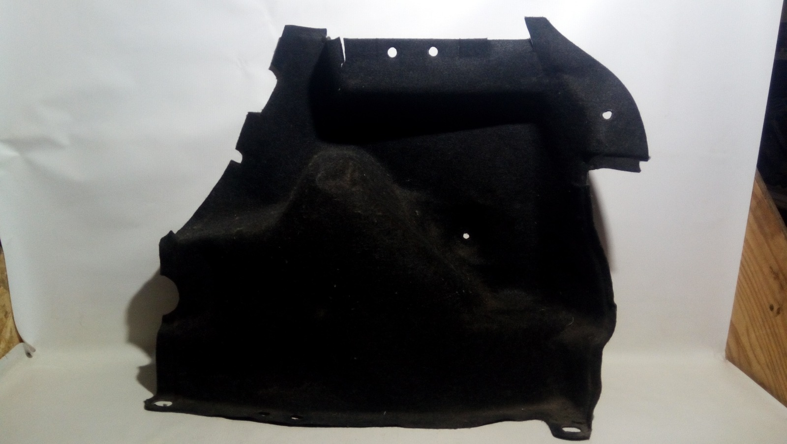 Обшивка багажника Geely Mk Cross 5A-FE 2013 правая
