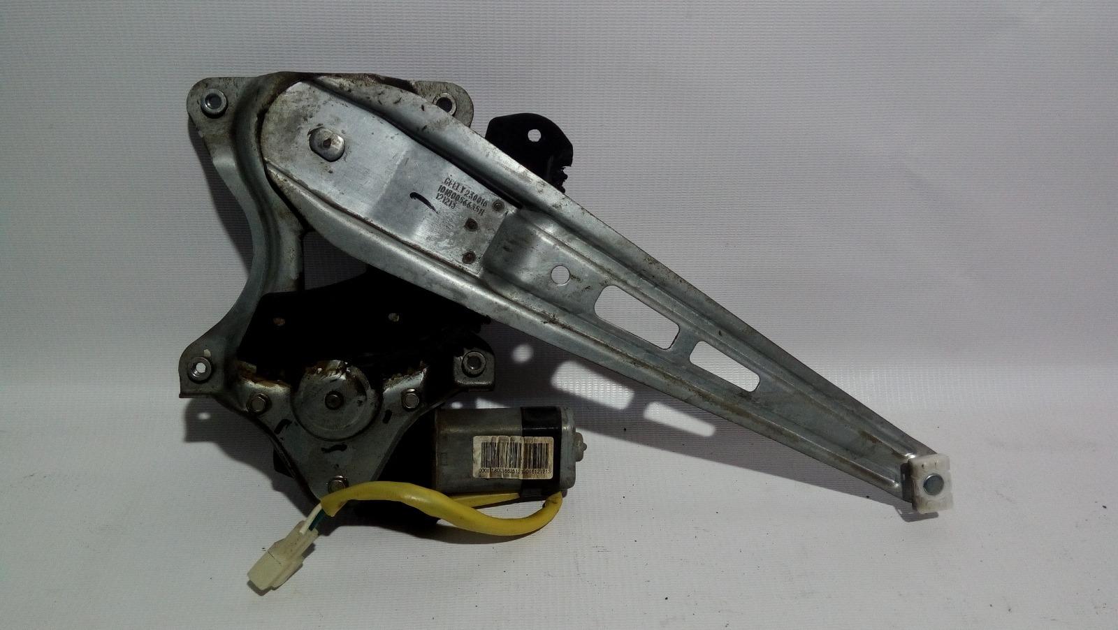 Стеклоподъемник Geely Mk Cross 5A-FE 2013 задний левый