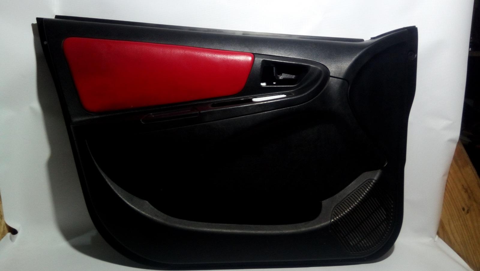 Обшивка двери Geely Mk Cross 5A-FE 2013 передняя левая