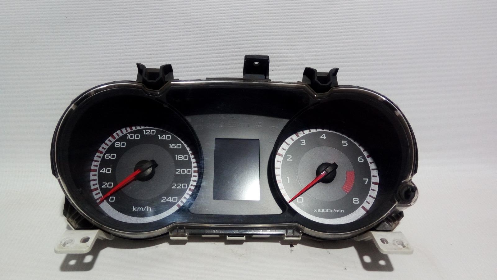 Панель приборов Mitsubishi Lancer CY4A 4B11 2008