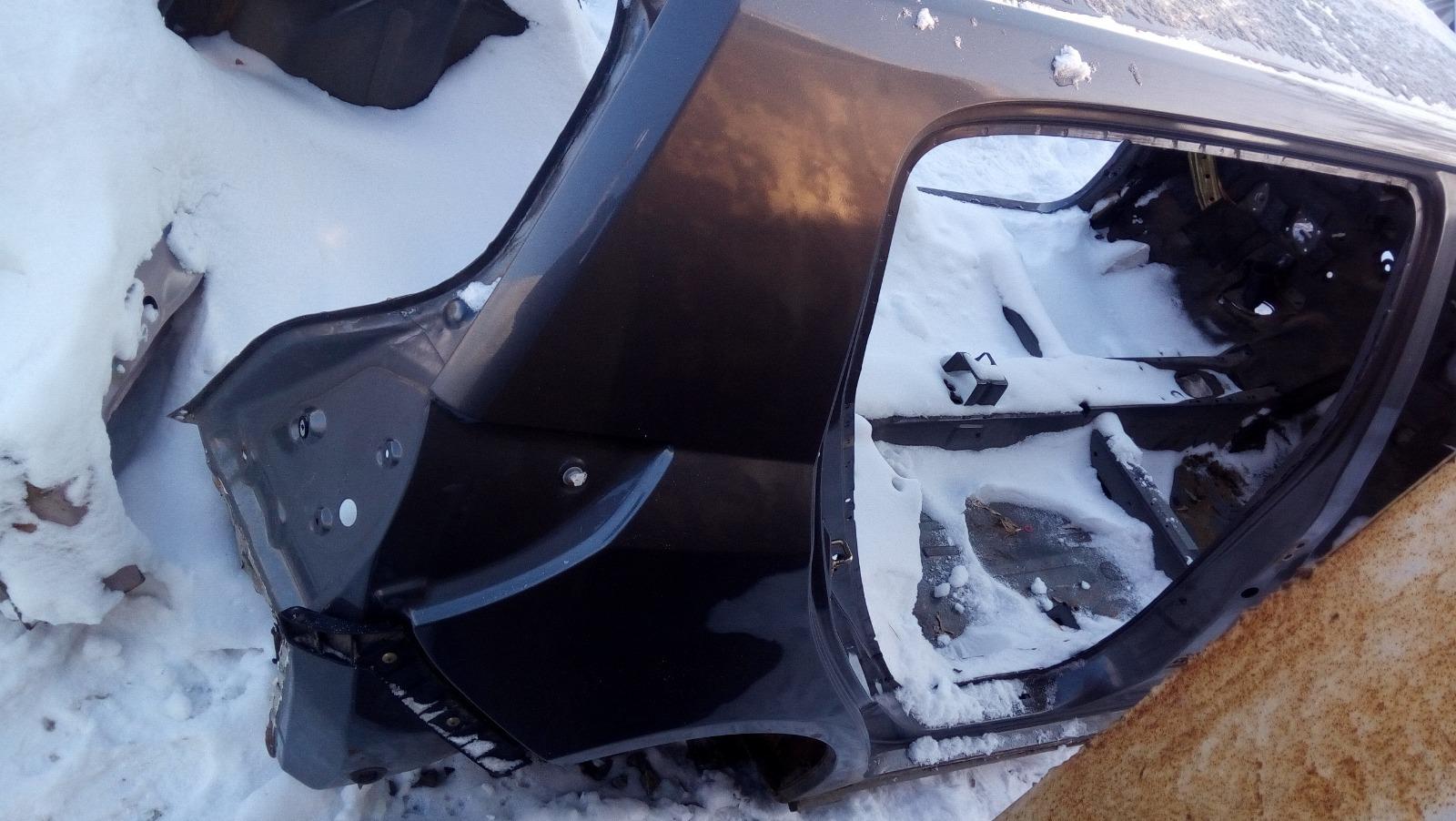 Крыло Geely Mk Cross 5A-FE 2013 заднее правое
