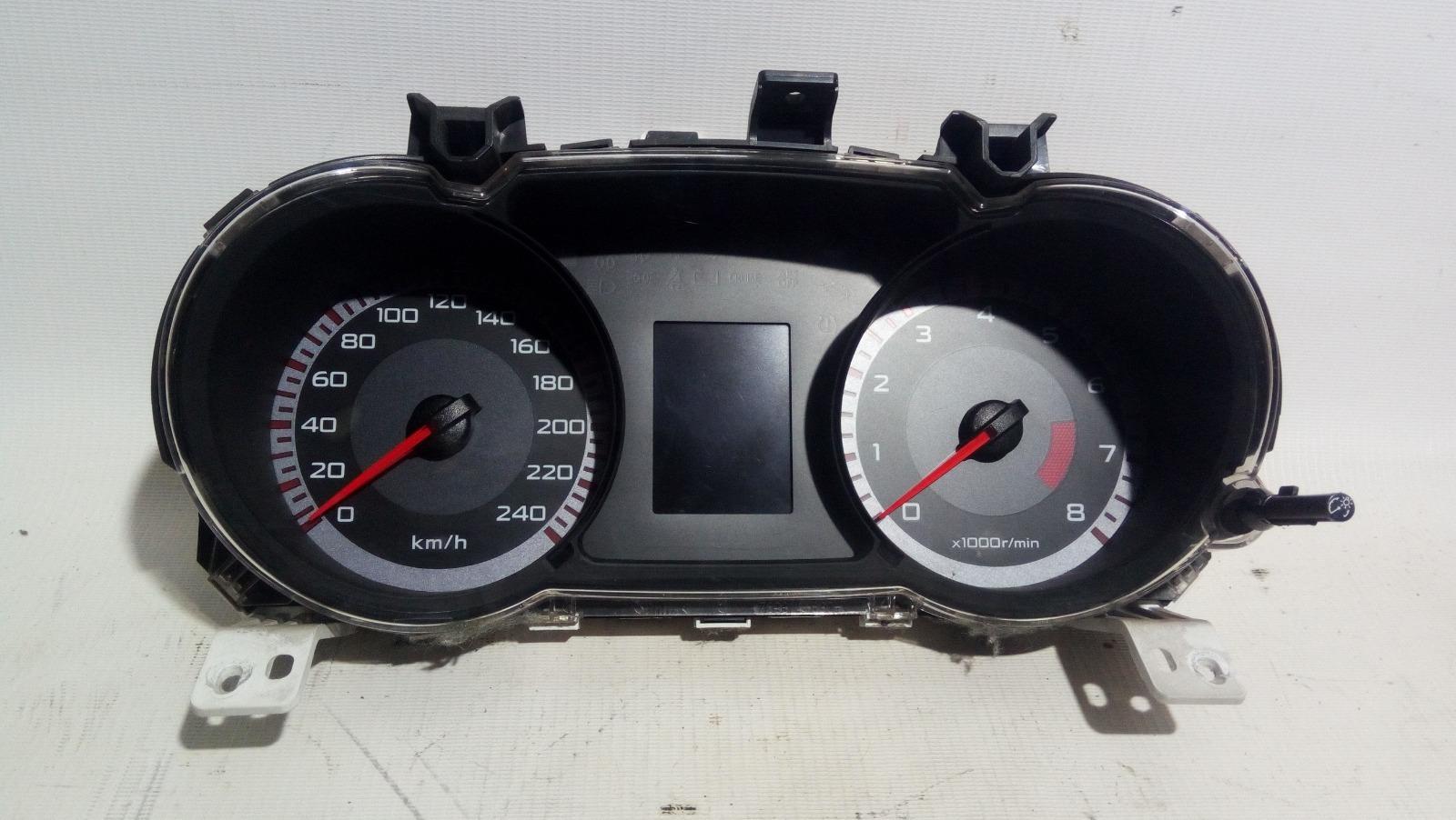 Панель приборов Mitsubishi Outlander CW6W 6B31 2007