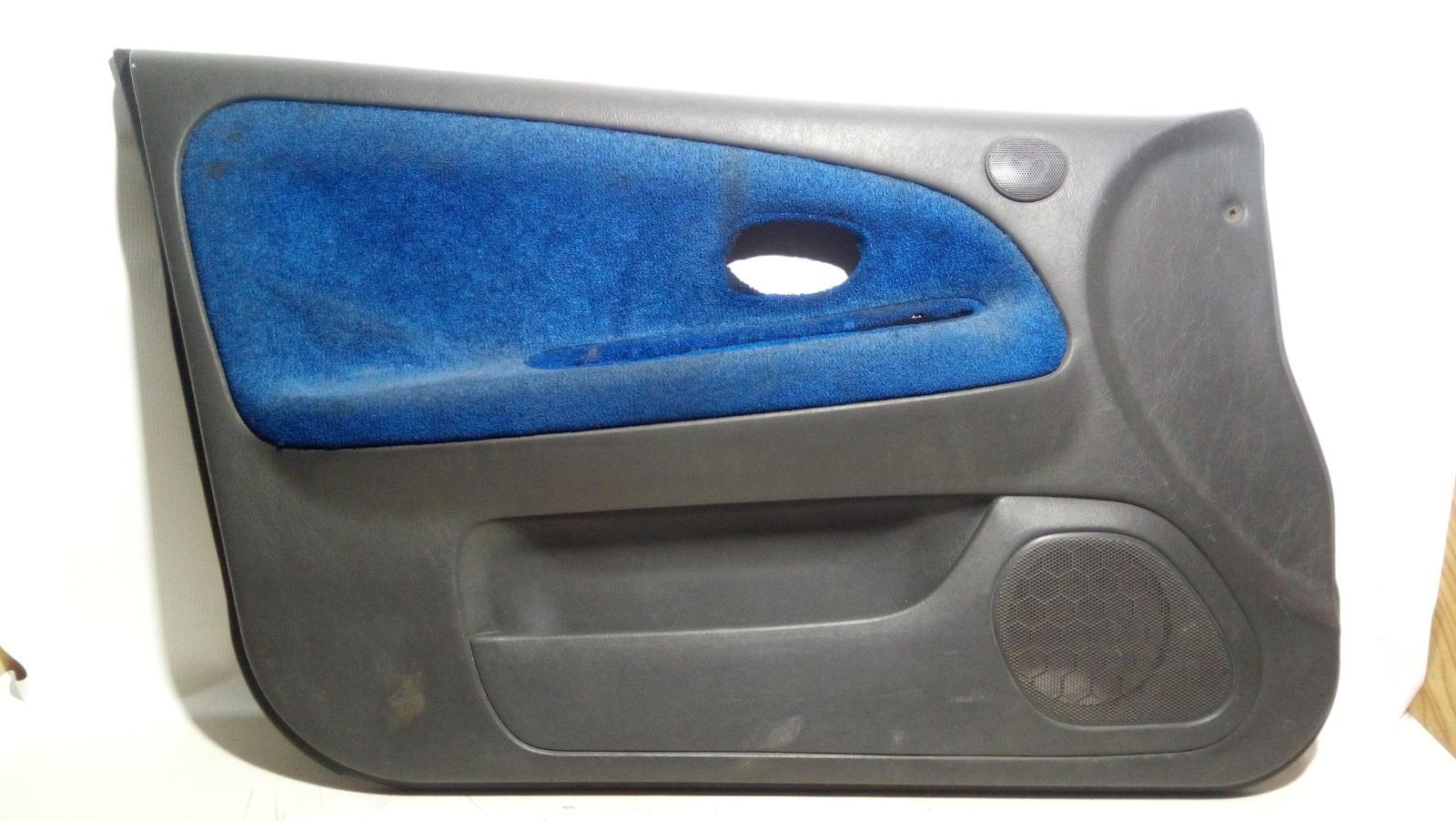 Обшивка двери Mitsubishi Lancer CK2A 4G15 1997 передняя левая