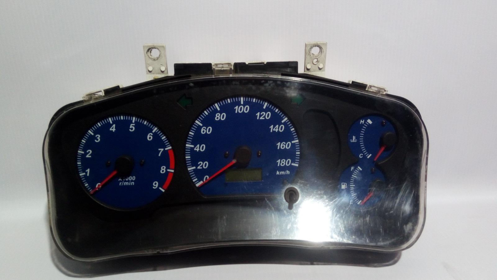 Панель приборов Mitsubishi Lancer Evolution CP9A 4G63T 1998