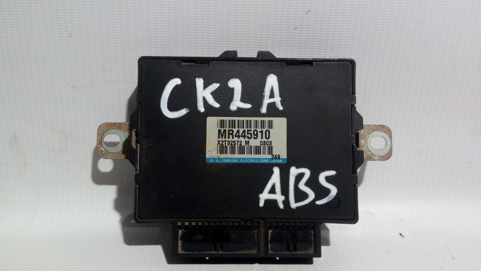 Блок управления abs Mitsubishi Lancer CK2A 4G15 1997