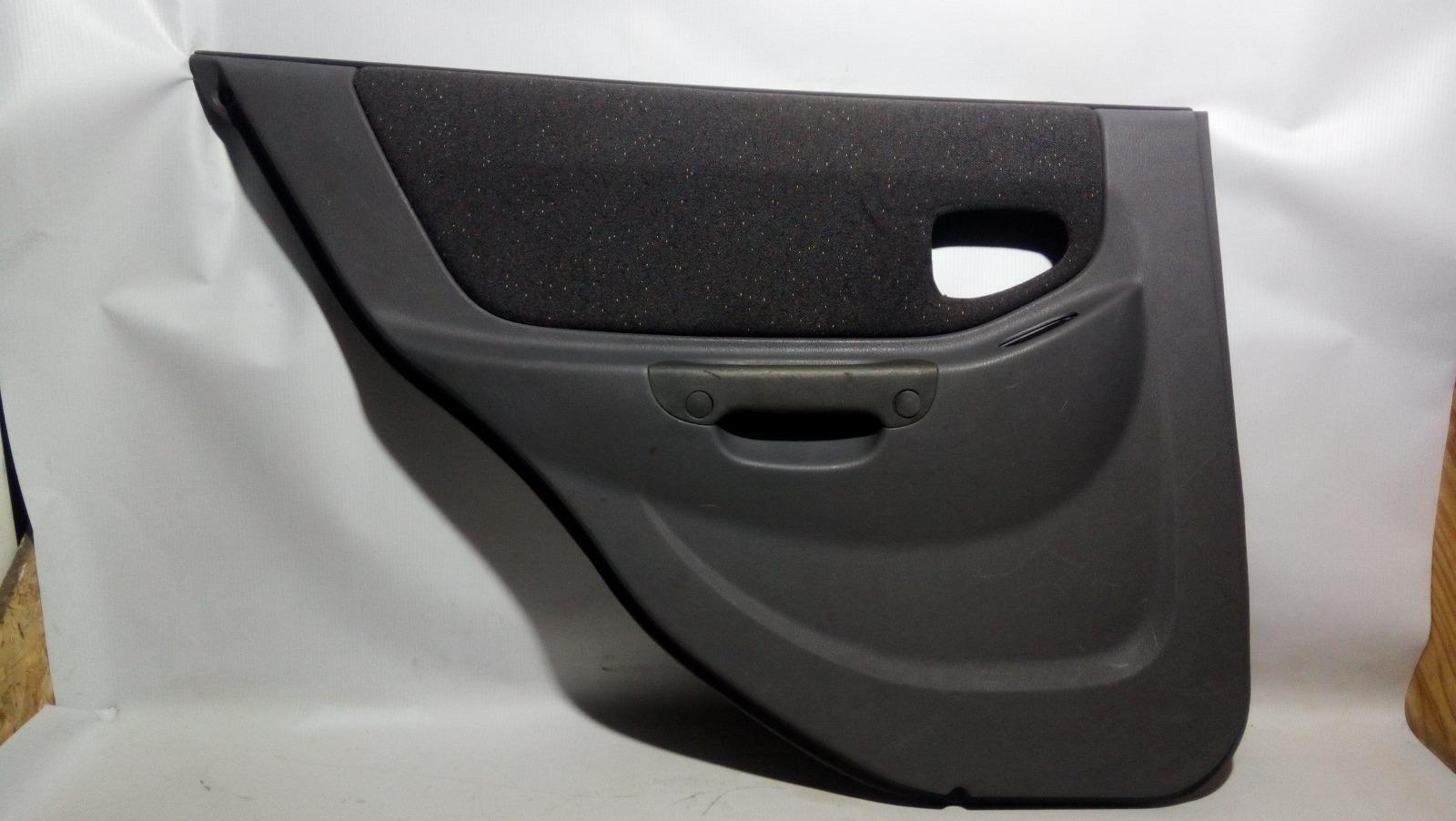 Обшивка двери Hyundai Accent LC2 G4ECG 2000 задняя левая