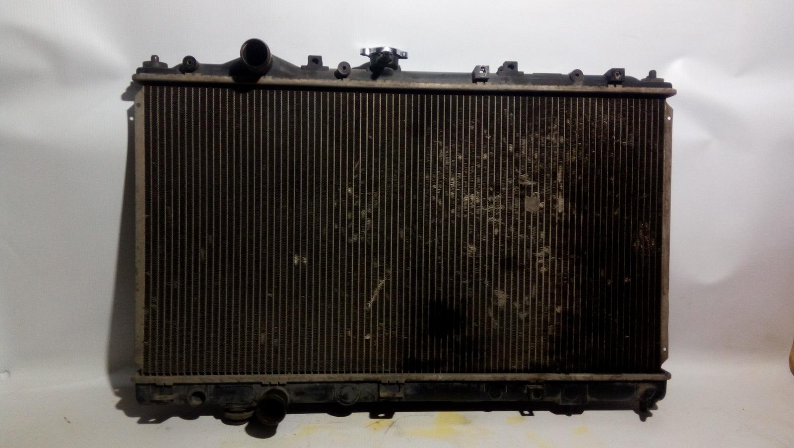 Радиатор охлаждения двигателя Mitsubishi Lancer Evolution CN9A 4G63 1997