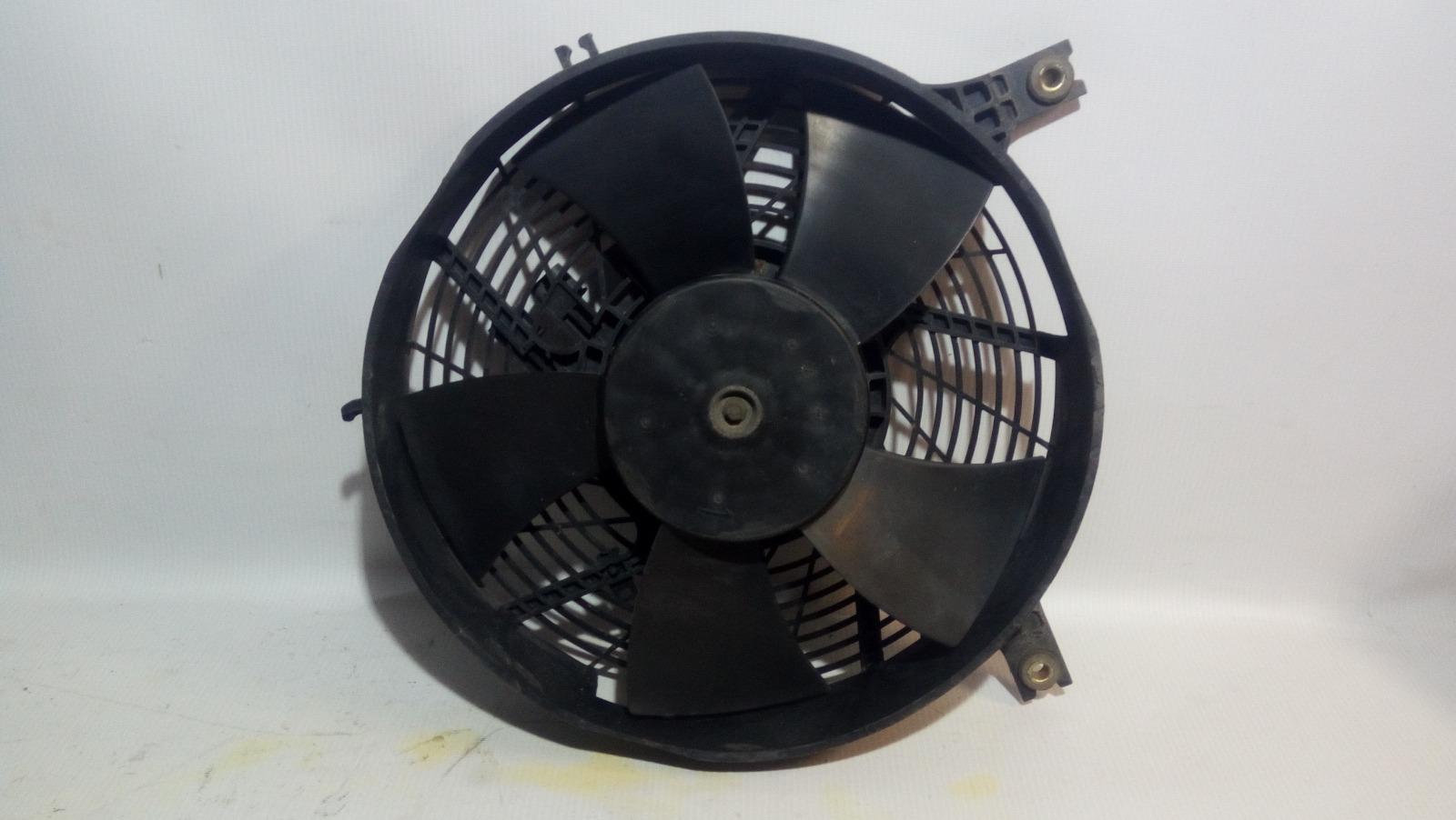 Вентилятор радиатора кондиционера Mitsubishi Lancer Evolution CP9A 4G63T 1998
