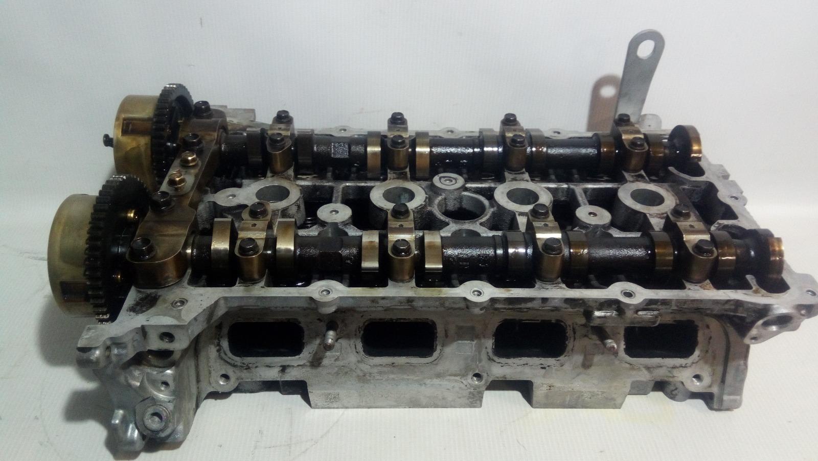 Головка блока цилиндров Mitsubishi Lancer CY4A 4B11 2007
