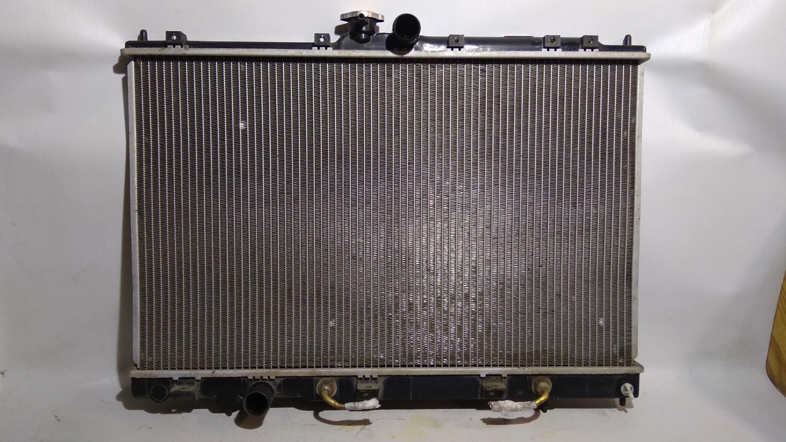 Радиатор охлаждения двигателя Mitsubishi Airtrek CU4W 4G64 2002