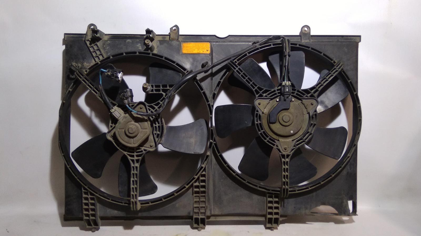 Диффузор радиатора Mitsubishi Airtrek CU4W 4G64 2002