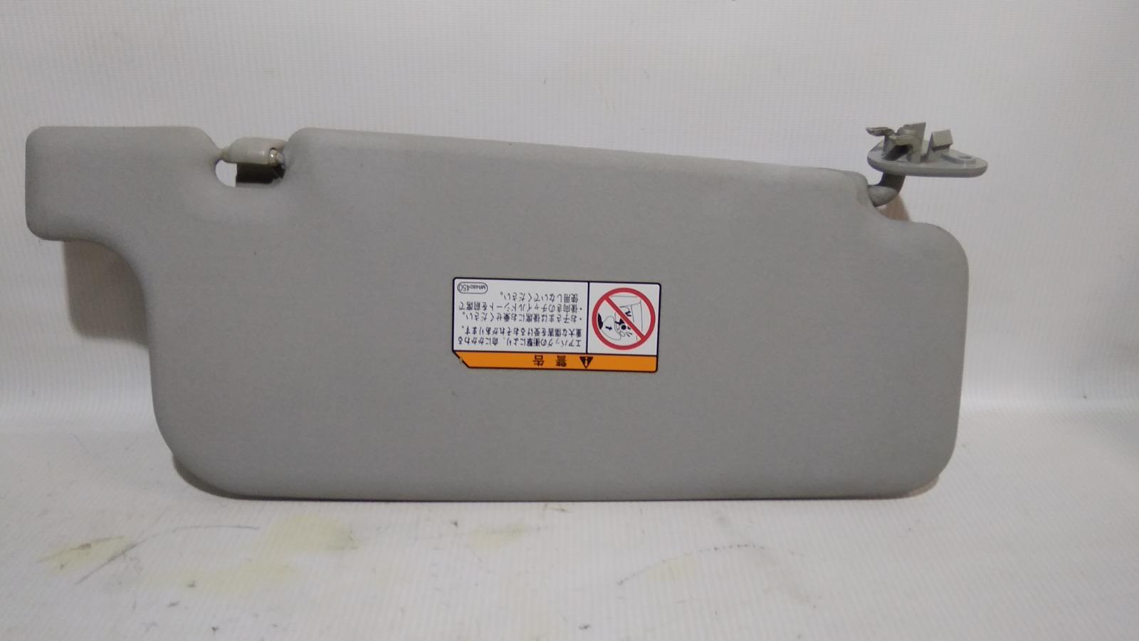 Козырек солнцезащитный Mitsubishi Airtrek CU4W 4G64 2002 правый