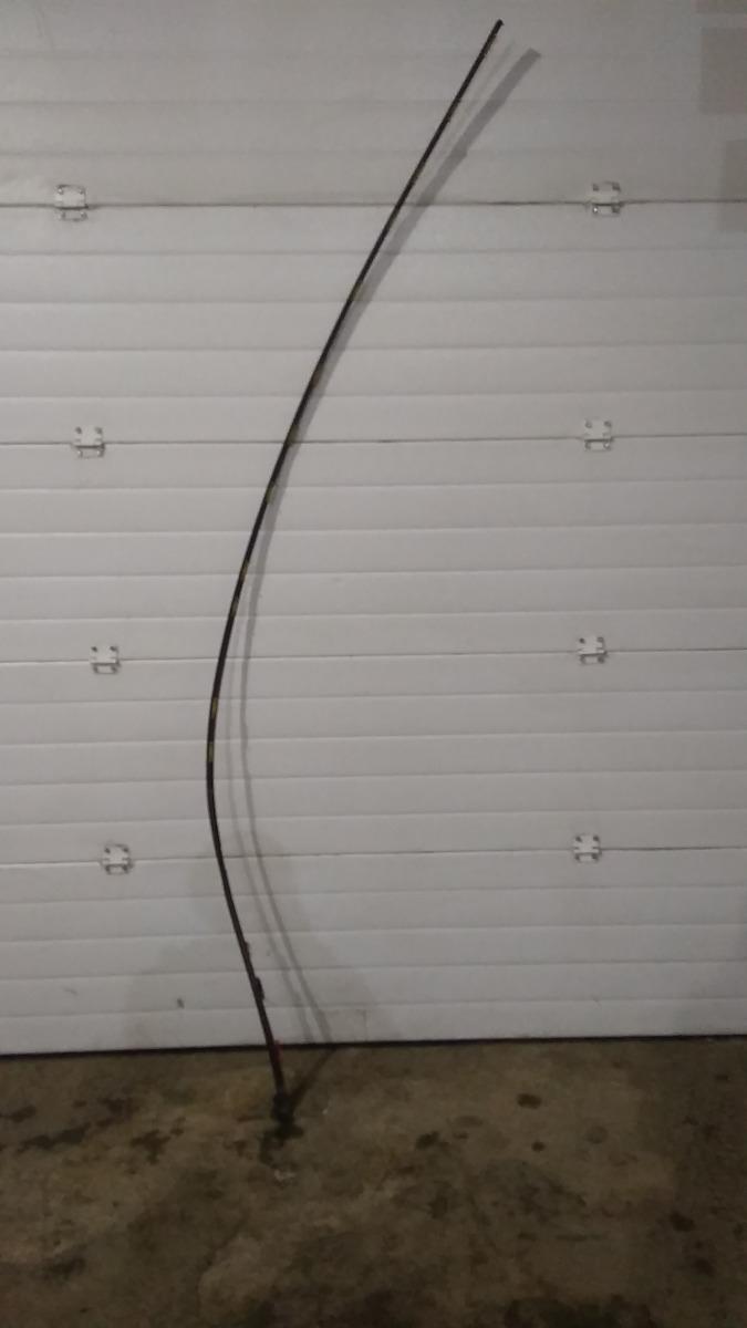 Молдинг крыши Mitsubishi Airtrek CU4W 4G64 2002 правый