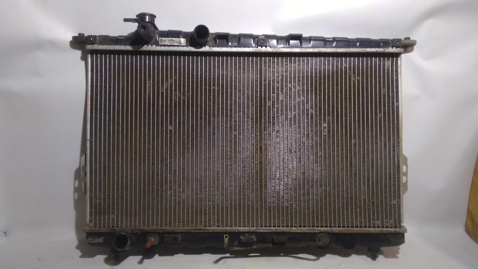 Радиатор охлаждения двигателя Hyundai Sonata EF G4GC 1998