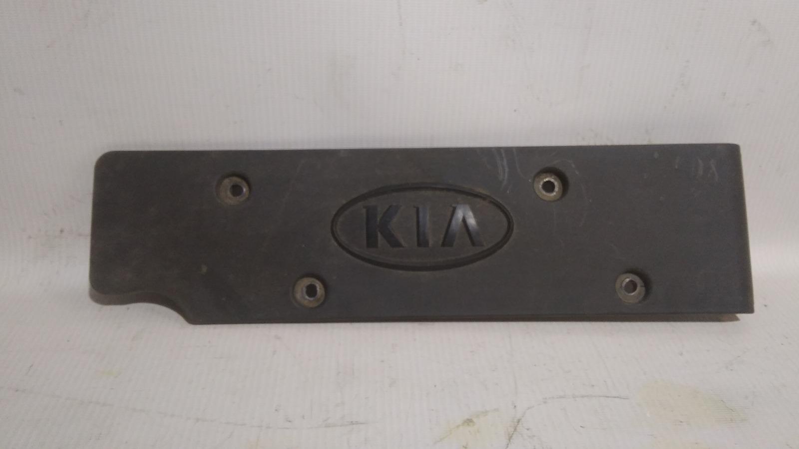 Крышка двигателя Kia Rio QB G4FC 2012