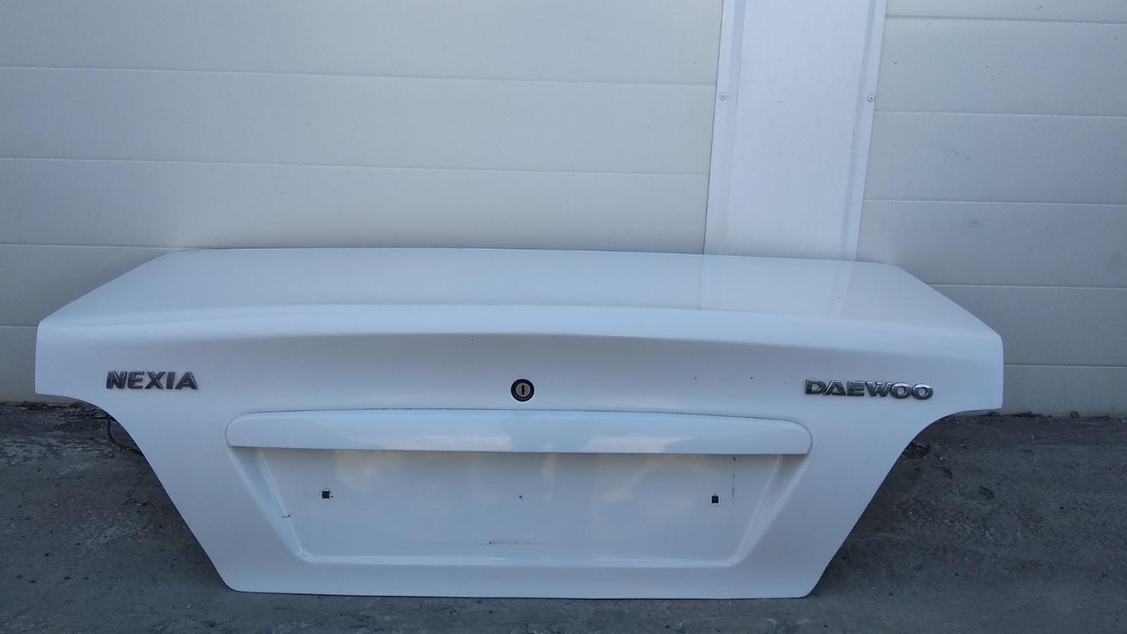 Крышка багажника Daewoo Nexia KLETN A15SMS 2012