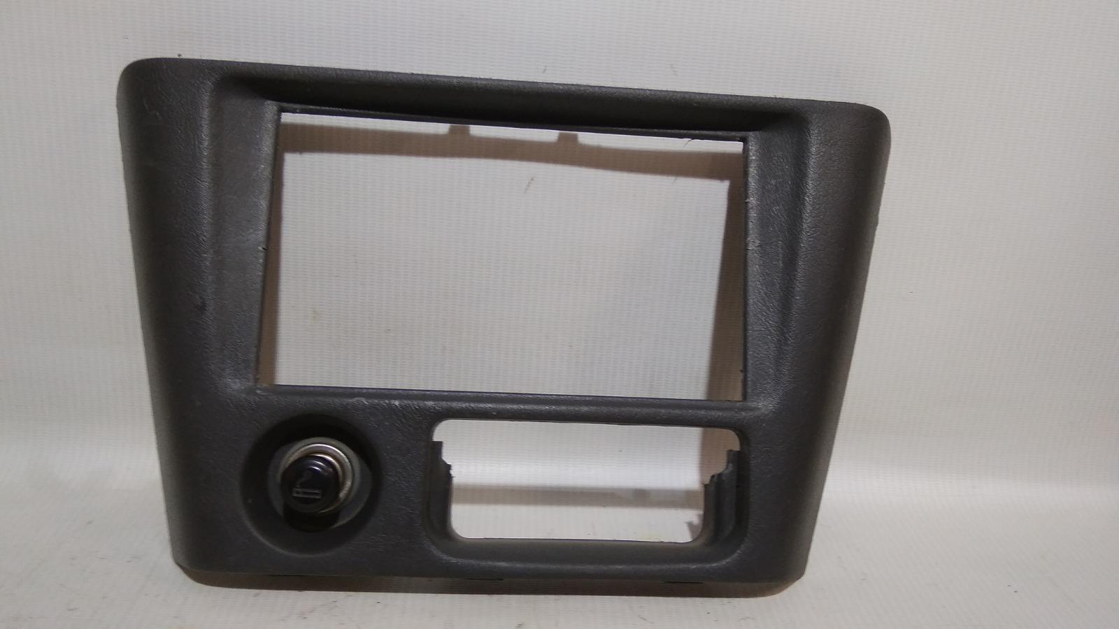 Рамка магнитолы Mitsubishi Lancer CK2A 4G15 1999