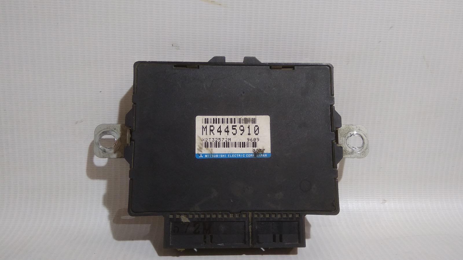 Блок управления abs Mitsubishi Lancer CK2A 4G15 1999