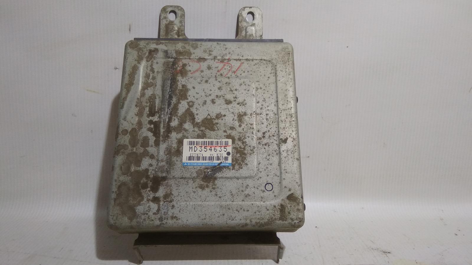 Блок управления двс Mitsubishi Lancer CK2A 4G15 1999