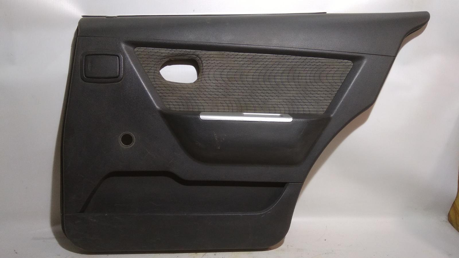 Обшивка двери Daewoo Nexia KLETN A15SMS 2012 задняя правая