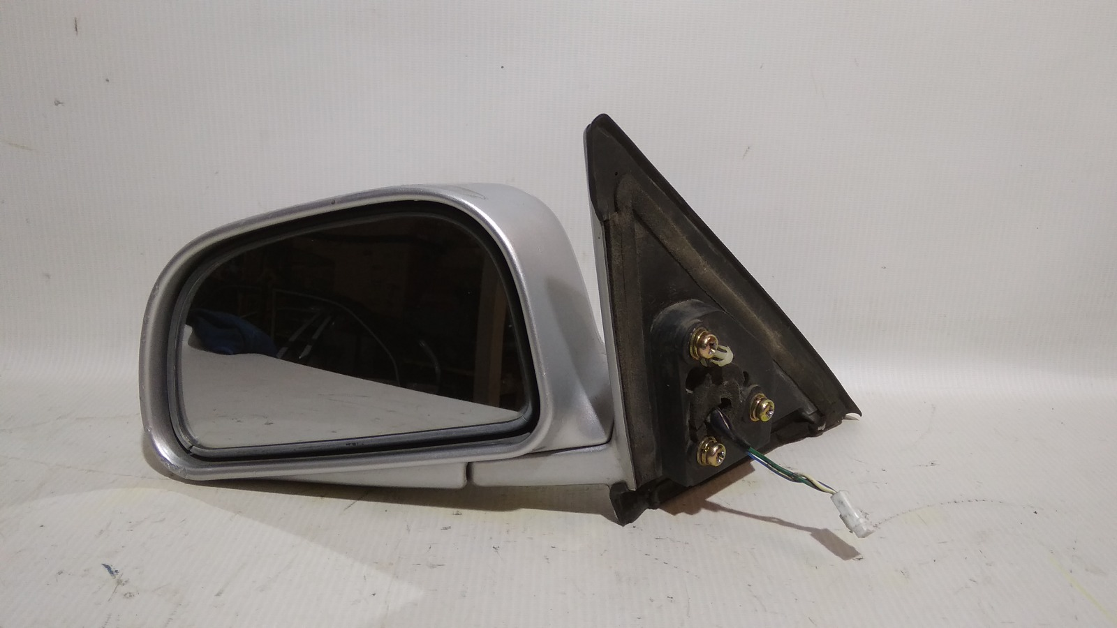 Зеркало заднего вида боковое Mitsubishi Lancer CK2A 4G15 1999 левое