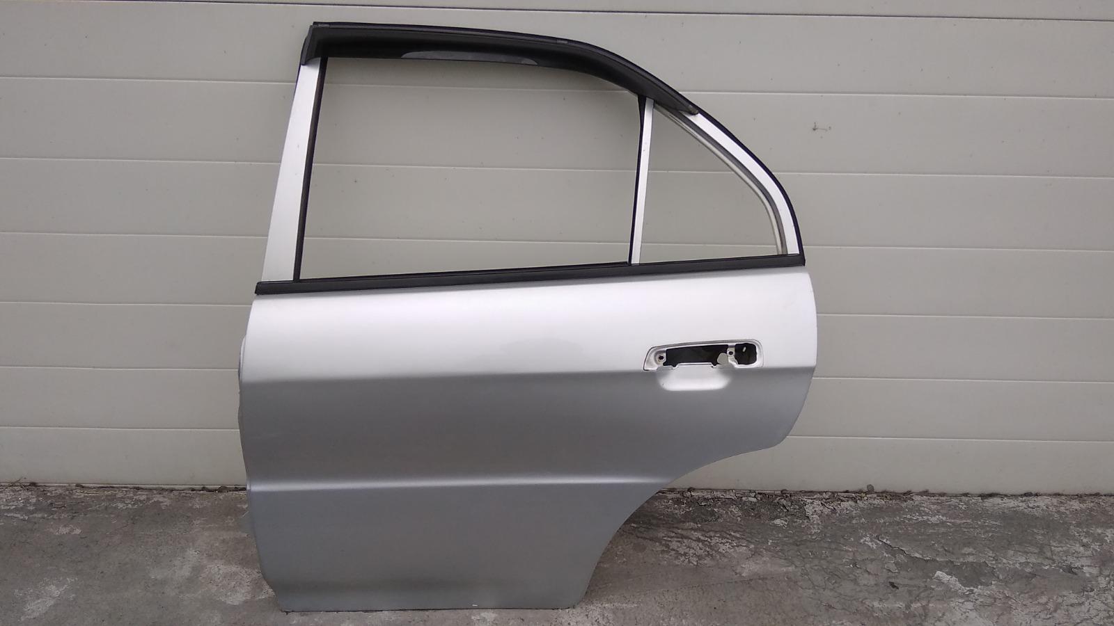 Дверь Mitsubishi Lancer CK2A 4G15 1999 задняя левая