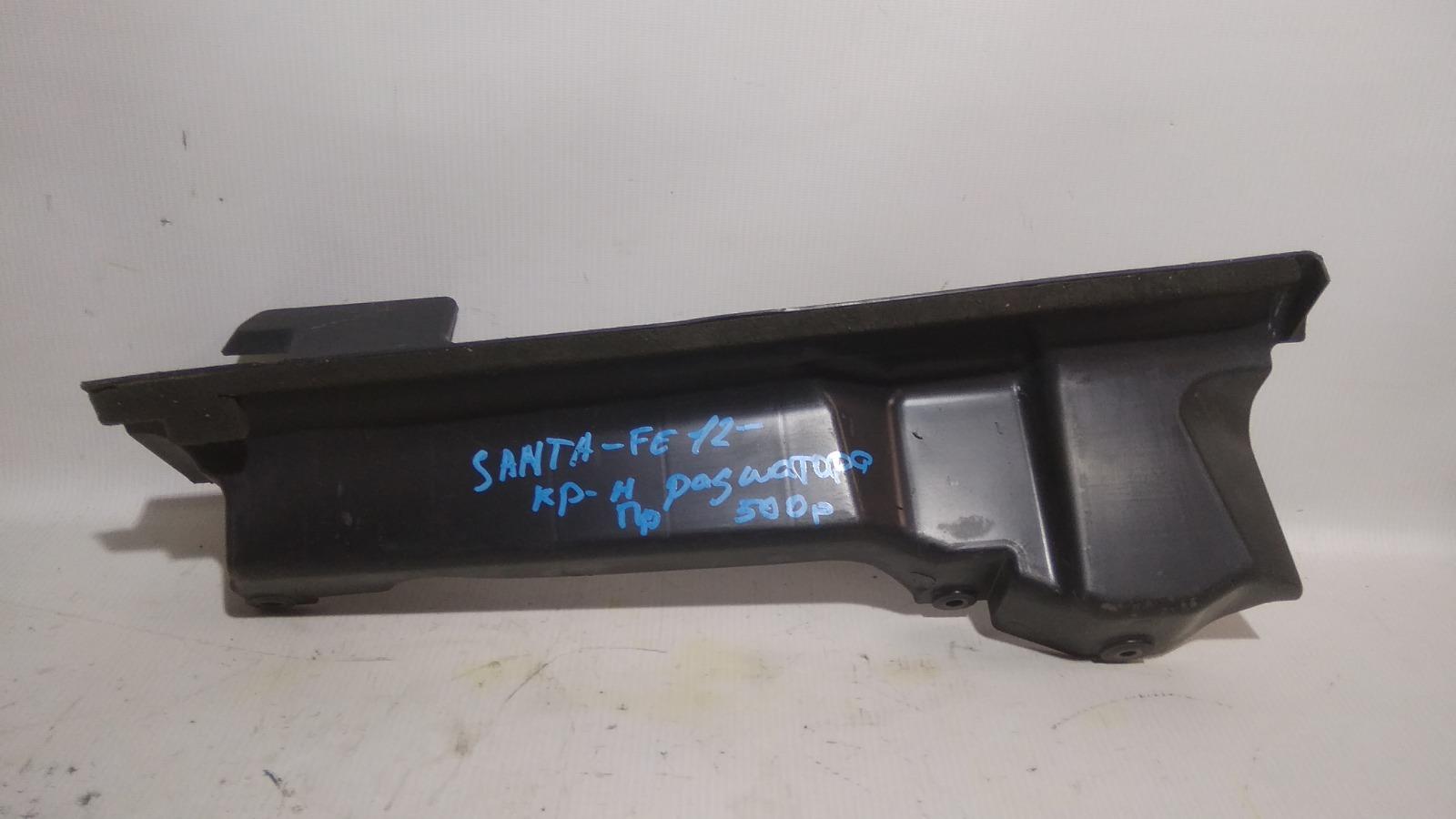 Крепление радиатора Hyundai Santa Fe DM D4HB 2012 правое
