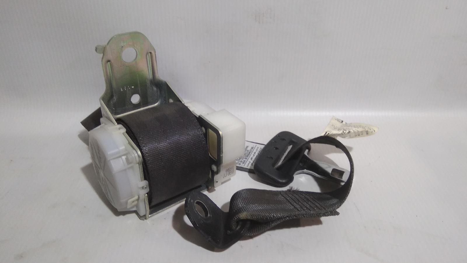 Ремень безопасности Mitsubishi Galant Fortis Ralliart CY4A 4B11 2009 задний левый