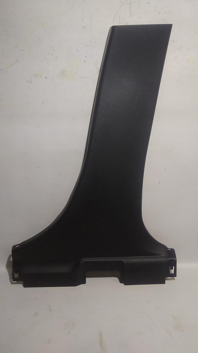 Накладка на стойку Mitsubishi Galant Fortis Ralliart CY4A 4B11 2009 правая нижняя