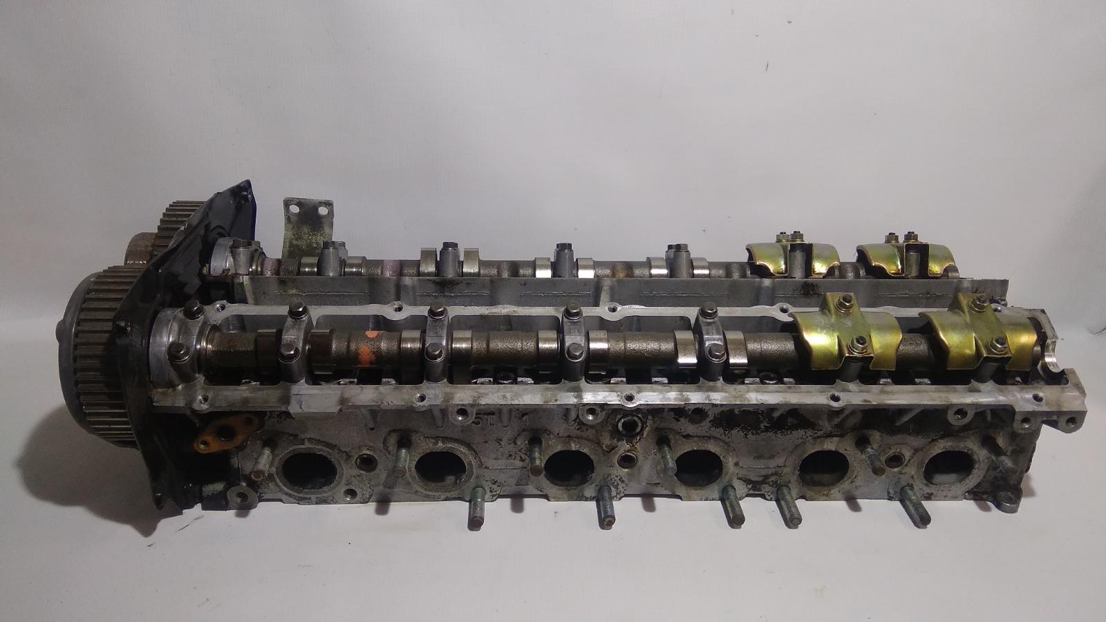 Головка блока цилиндров Nissan Skyline ER33 RB25DE 1996