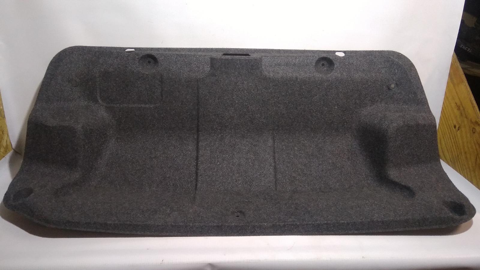 Обшивка крышки багажника Mitsubishi Galant Fortis Ralliart CY4A 4B11 2009