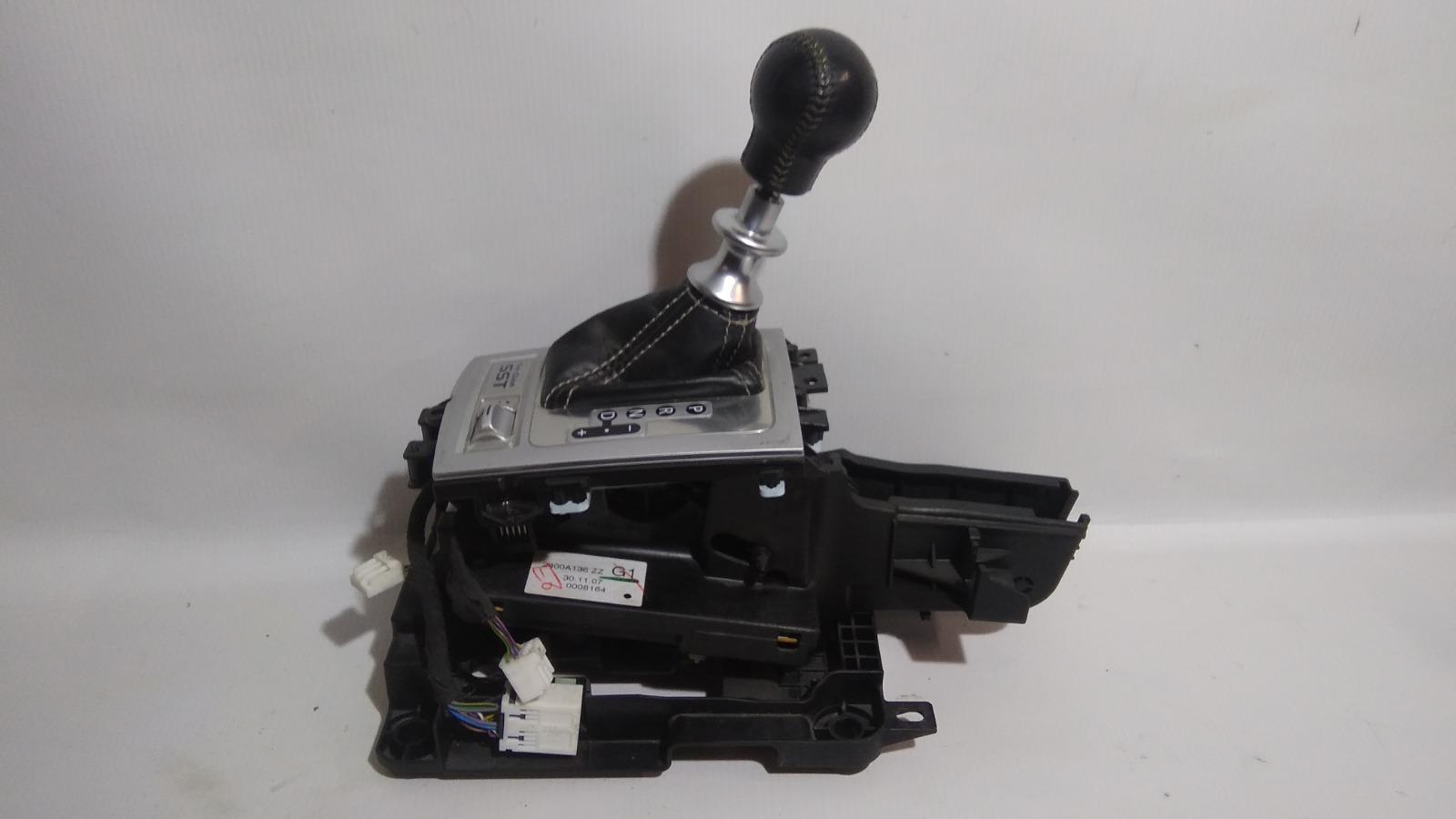 Селектор кпп Mitsubishi Galant Fortis Ralliart CY4A 4B11 2009