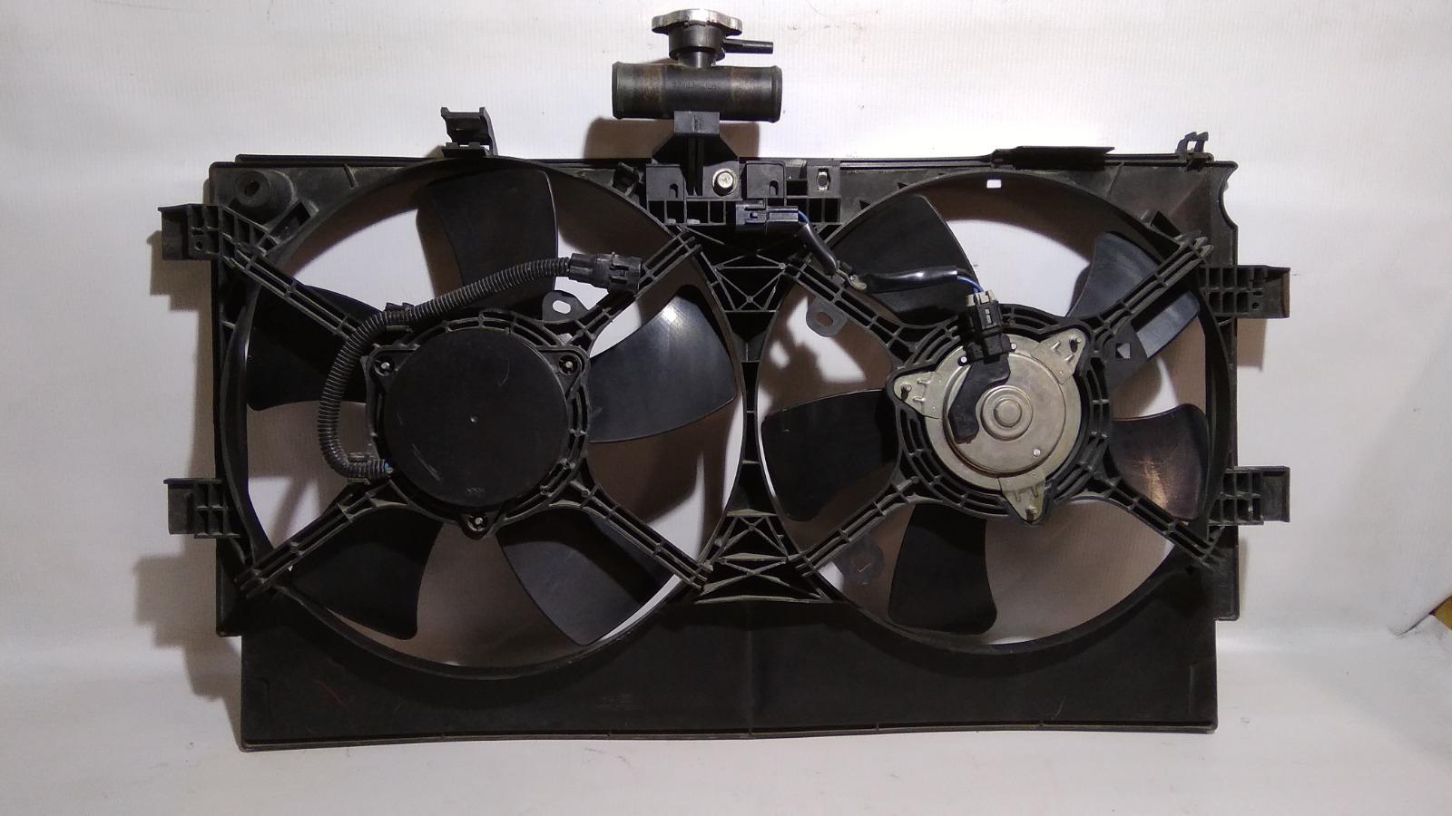 Диффузор радиатора Mitsubishi Galant Fortis Ralliart CY4A 4B11 2009