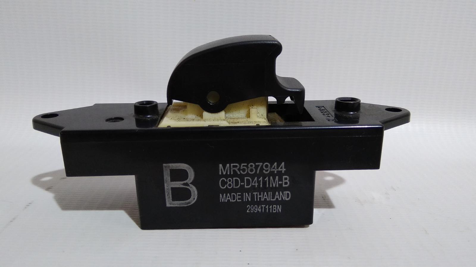 Кнопка стеклоподъемника Mitsubishi Galant Fortis CY4A 4B11 2007 задняя правая
