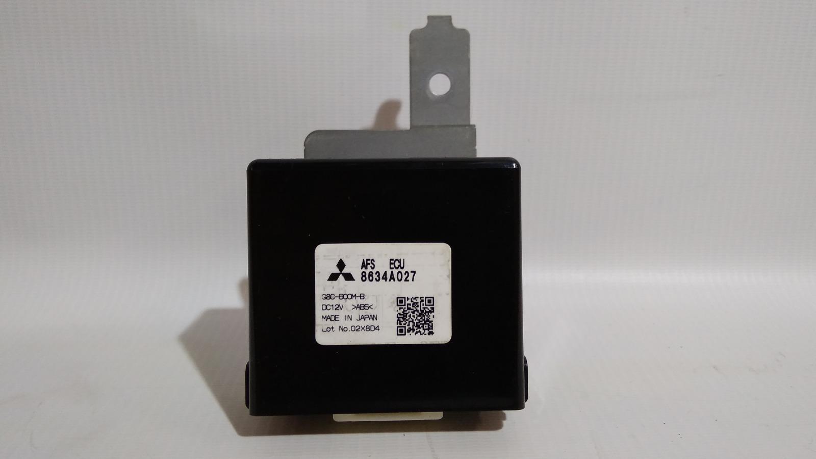 Блок управления светом Mitsubishi Galant Fortis Ralliart CY4A 4B11 2009