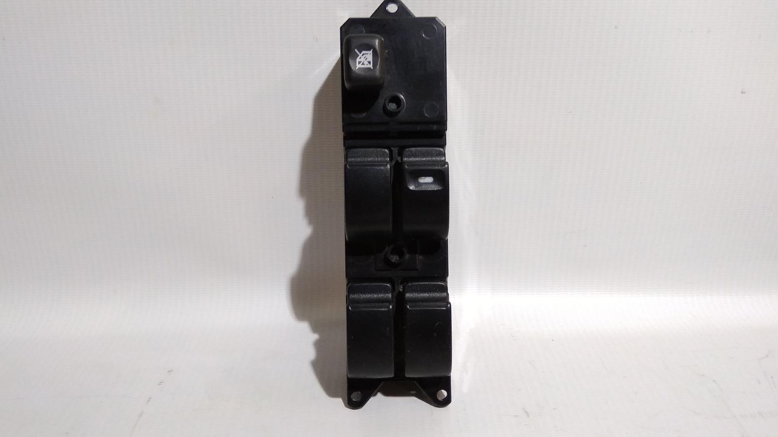Блок управления стеклоподъемниками Mitsubishi Galant Fortis Ralliart CY4A 4B11 2009 передний правый