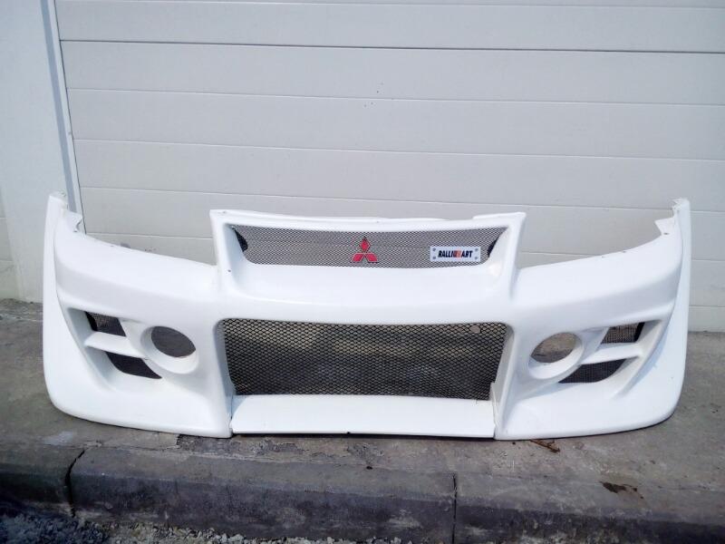Бампер Mitsubishi Lancer Evolution CP9A 4G63T 1998