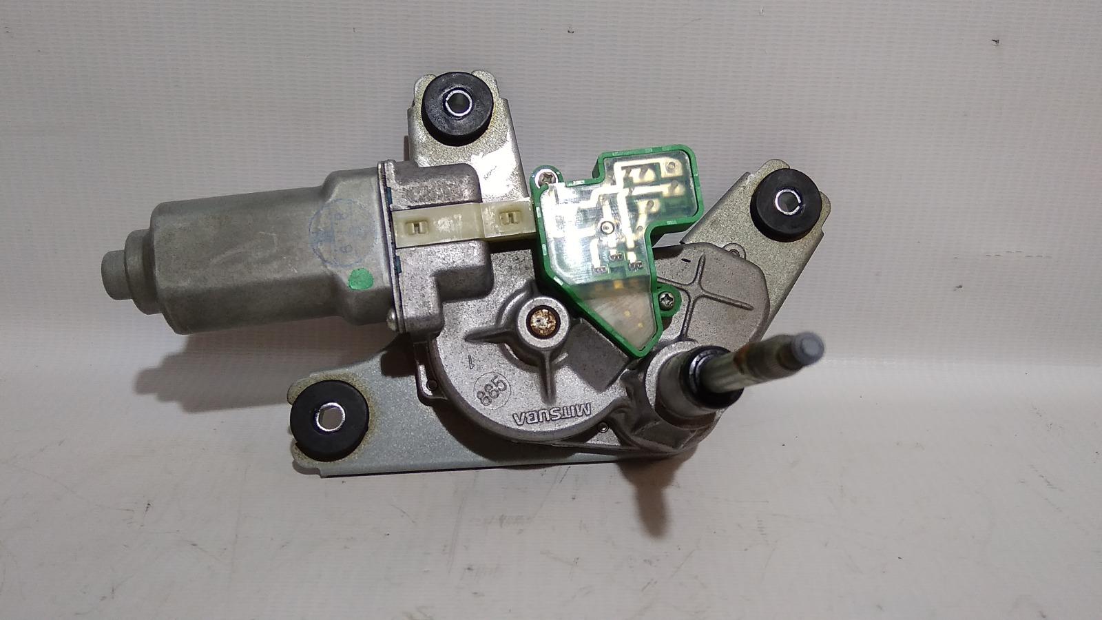 Мотор стеклоочистителя Mitsubishi Lancer CX3A 4B10 2008 задний