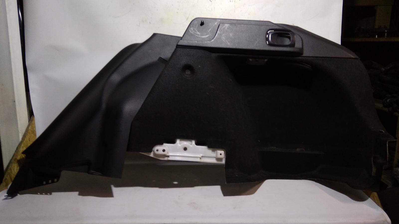 Обшивка багажника Mitsubishi Lancer CX3A 4B10 2008 задняя правая нижняя