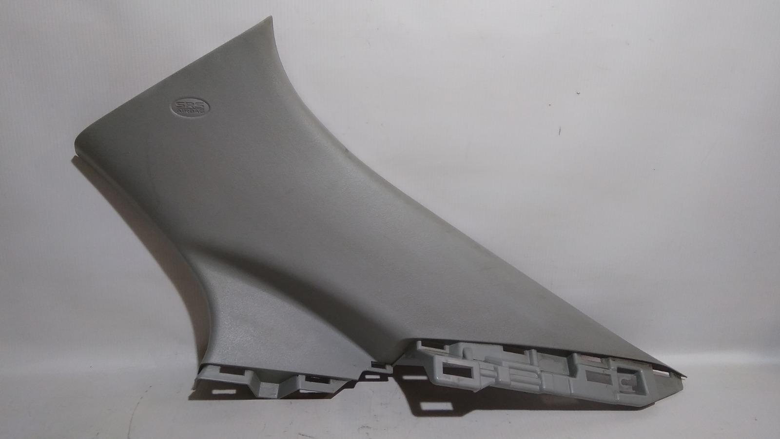 Накладка на стойку Mitsubishi Lancer CX3A 4B10 2008 задняя правая верхняя