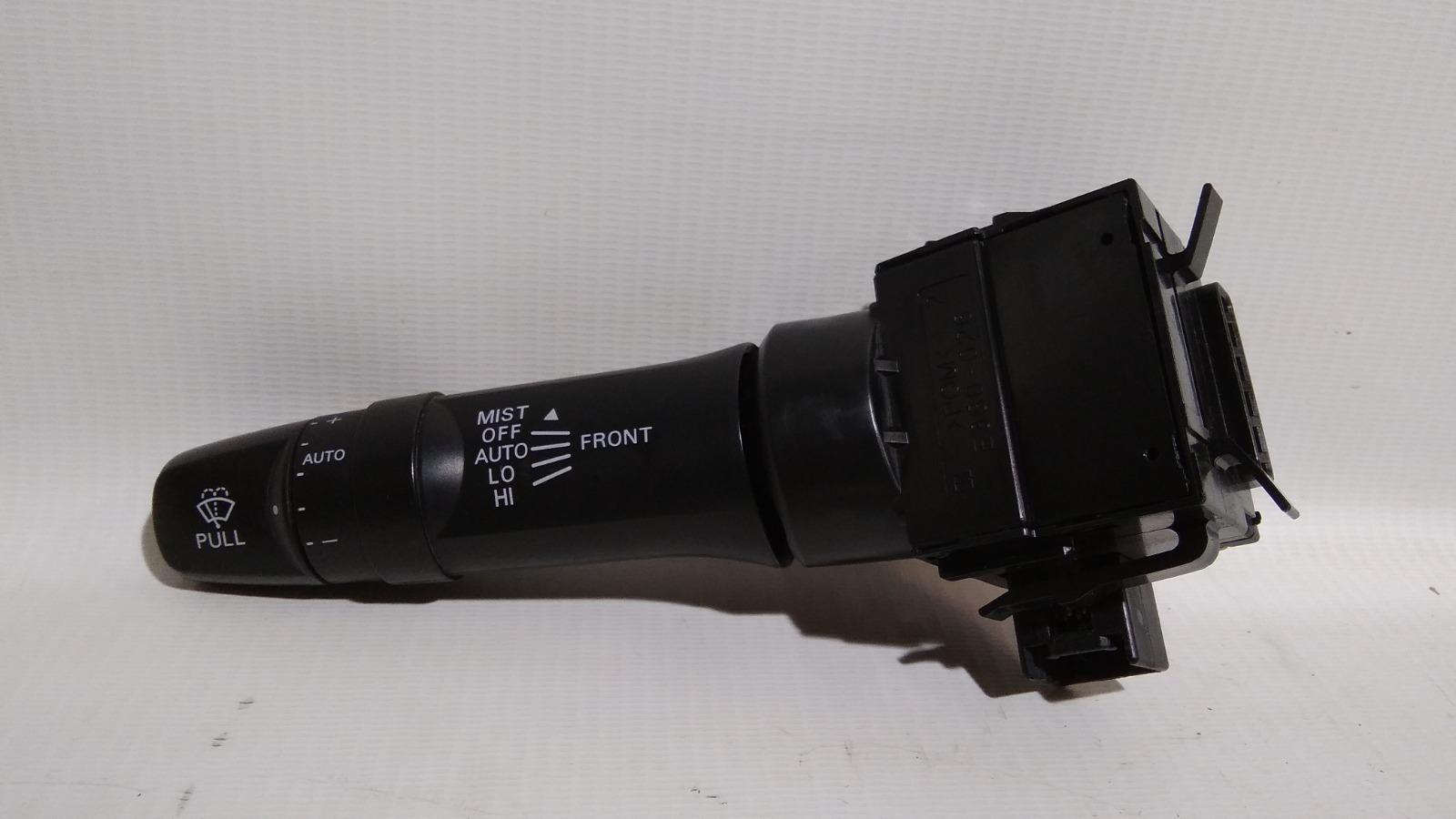 Переключатель стеклоочистителя Mitsubishi Galant Fortis Ralliart CY4A 4B11 2009 левый