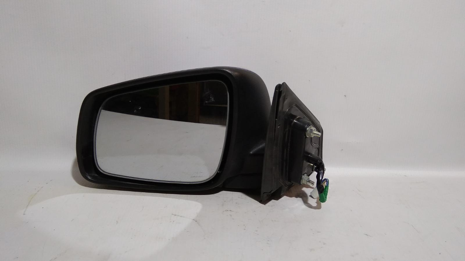 Зеркало заднего вида боковое Mitsubishi Galant Fortis Ralliart CY4A 4B11 2009 левое