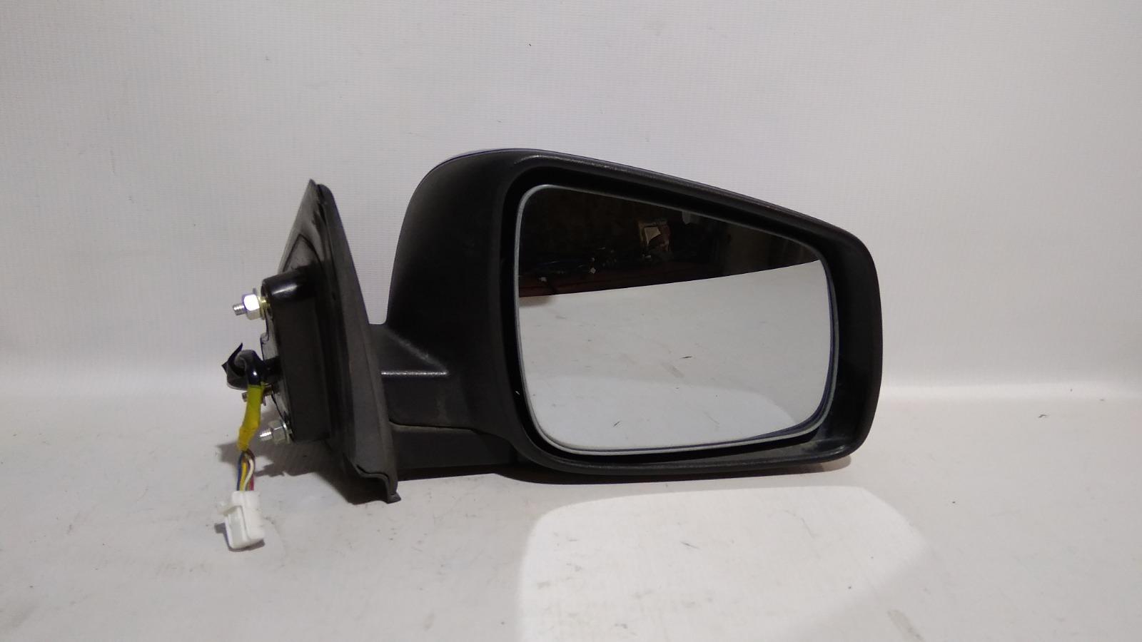 Зеркало заднего вида боковое Mitsubishi Galant Fortis Ralliart CY4A 4B11 2009 правое