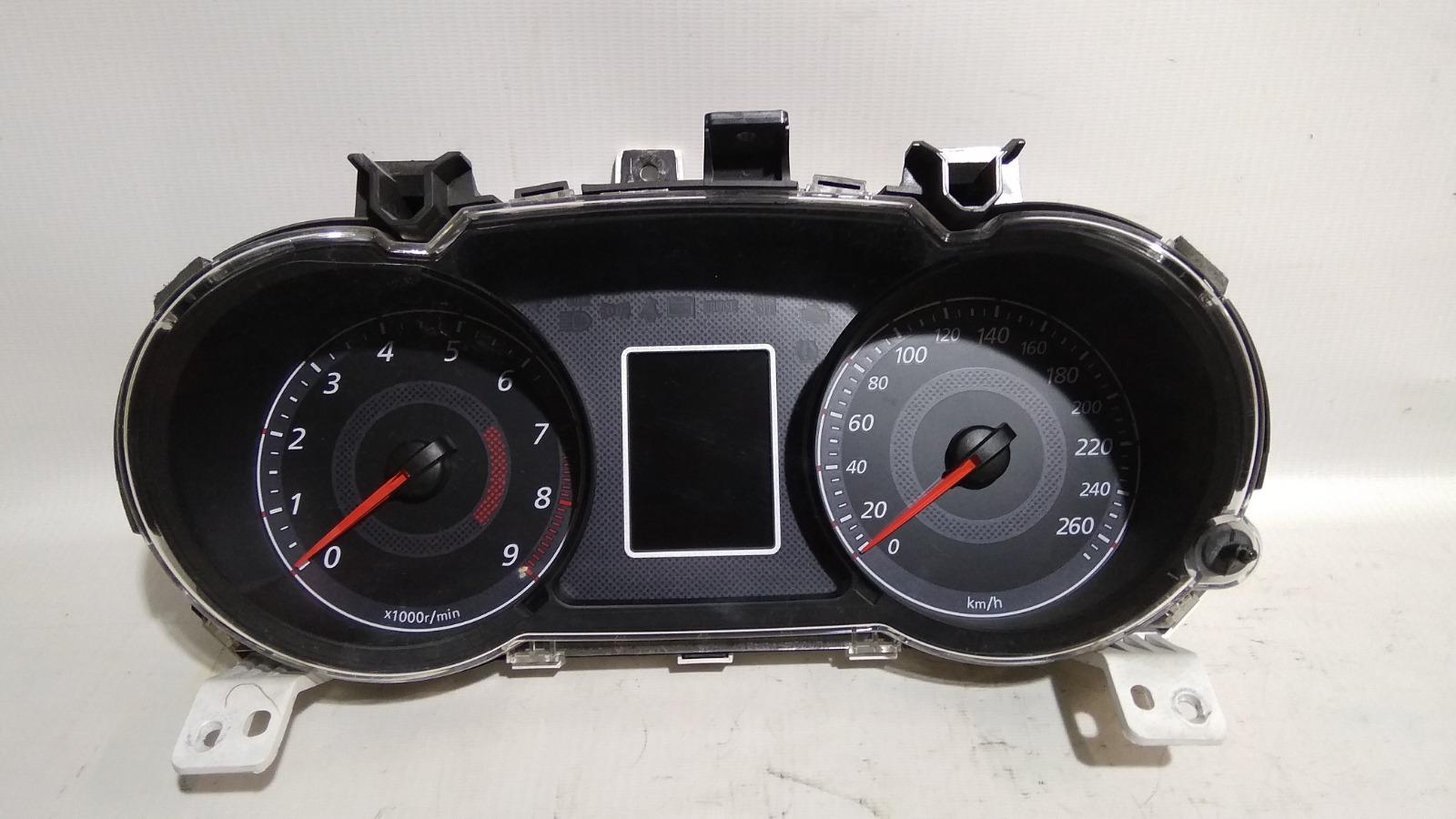 Панель приборов Mitsubishi Galant Fortis Ralliart CY4A 4B11 2009