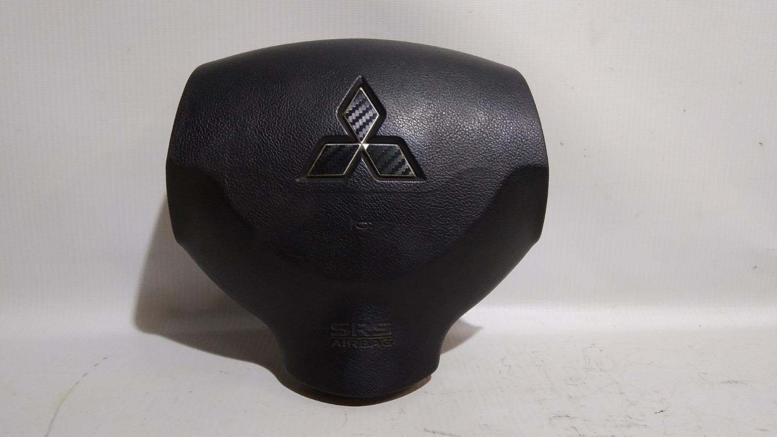 Подушка безопасности в руль Mitsubishi Lancer CY4A 4B11 2008