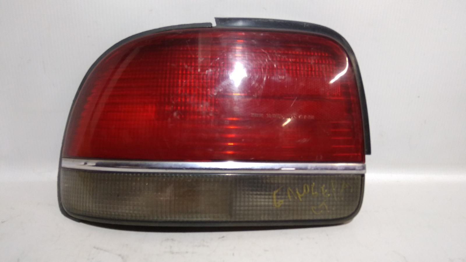 Фонарь Nissan Bluebird U13 SR18DE 1991 задний левый
