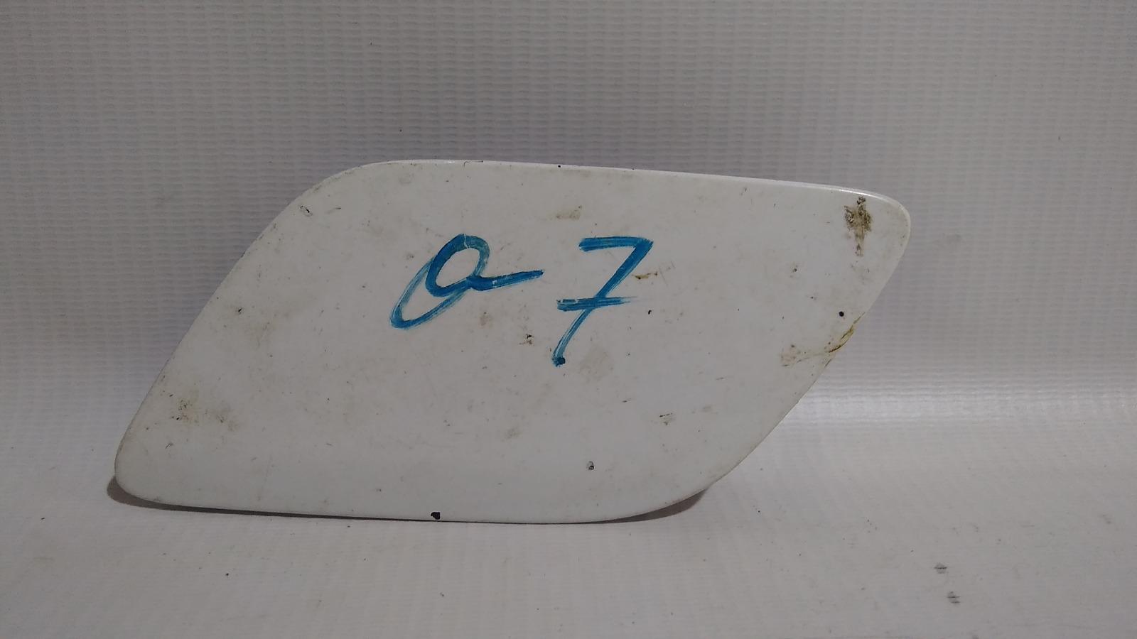 Крышка форсунки омывателя фар Audi Q7 4LB CCFA 2005 левая